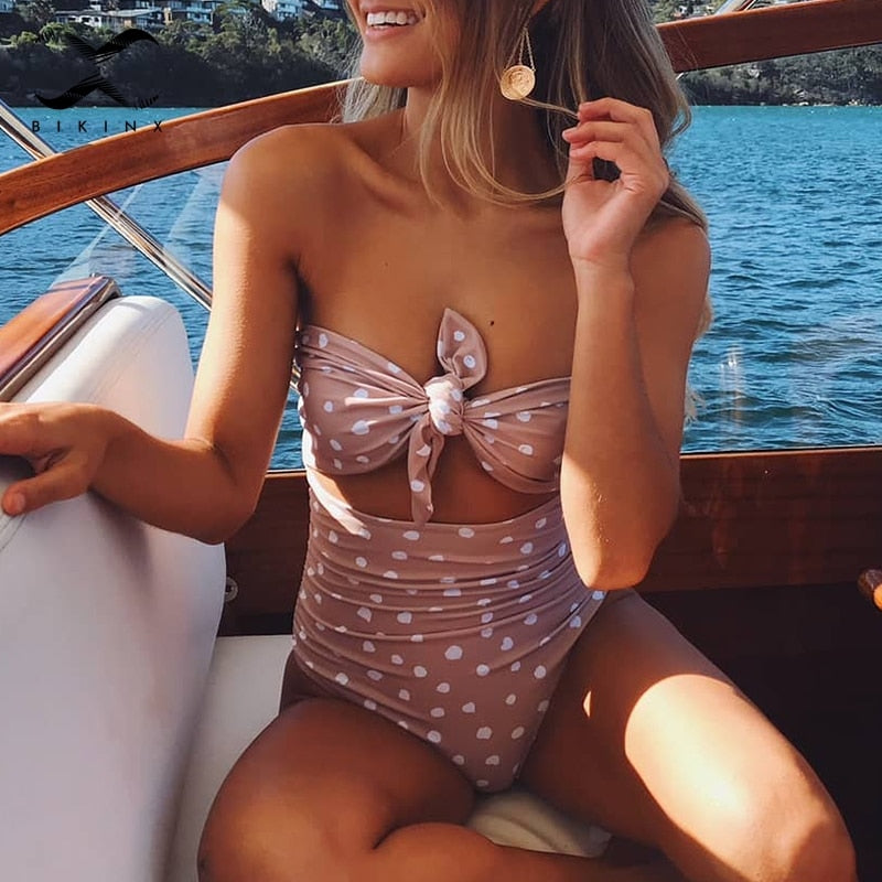 Dotti Polka One Piece