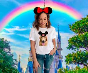The Magical Portrait Tee