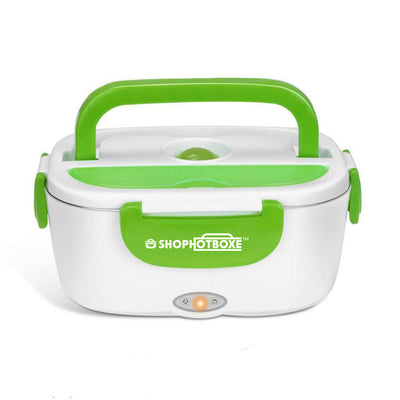 The Electric Lunch Box: Hot Delicious Food, Anytime Anywhere! - 50% OFF
