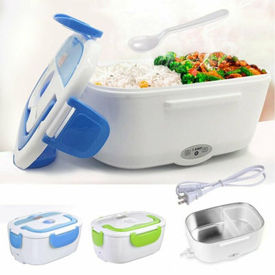 The Electric Lunch Box: Eat Healthier While Saving Time & Money!
