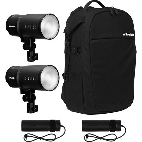 Profoto B10 Plus OCF Flash Duo Kit