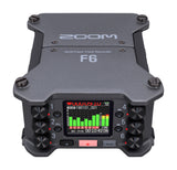 Zoom F6 6-Input / 14-Track Multitrack Field Recorder
