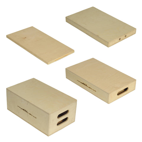 Matthews Apple Boxes - Set of 4