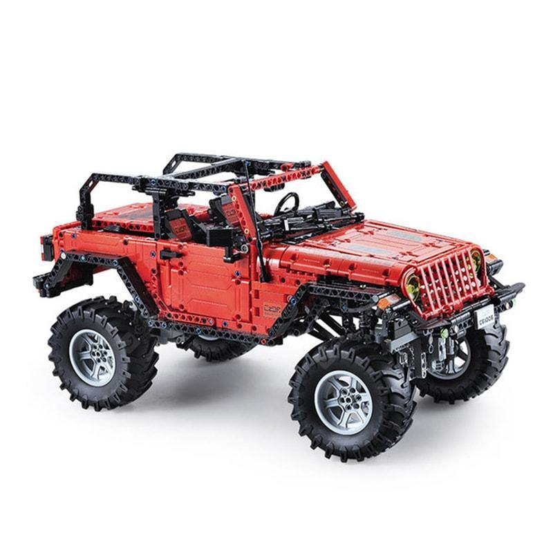 CaDA Bricks Off-road Car Adventurer | C61006W