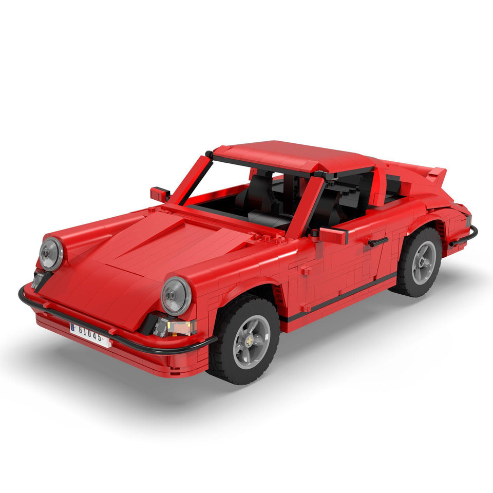 Classic Sports Car Design by M.Schlegel | C61045W