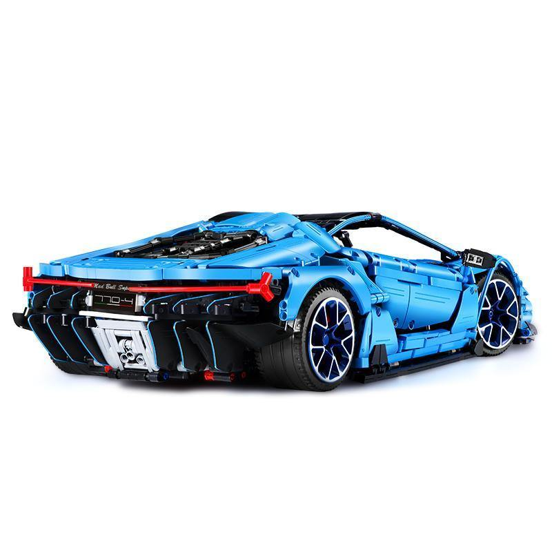 Super Car CaDA Bricks Master serie Moc Super Car | C61041W CaDA Doublee_CaDA