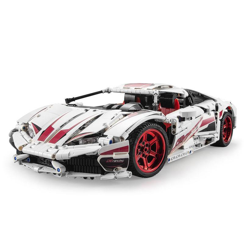 CaDA Bricks 610 Super Car | C61018W