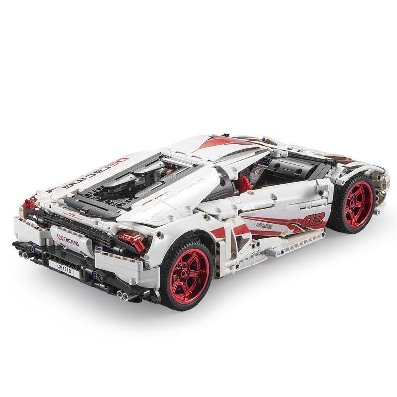 CaDA Bricks 610 Super Car | C61018W - Doublee_CaDA