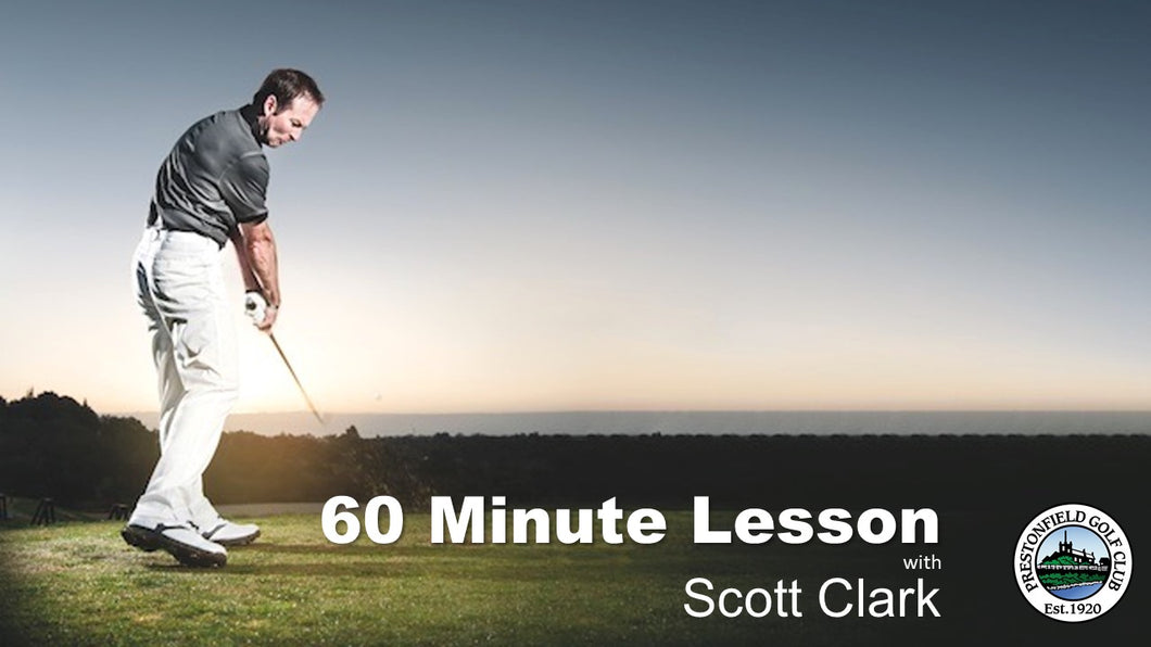 60 Minute Individual Lesson