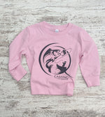 Toddler Long Sleeve - Pink (2T-4T)