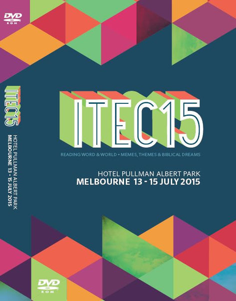 ITEC15 DVD Rom Resource