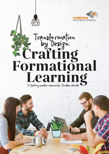 Transformation by Design: Crafting Formational Learning