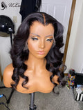 13X6 Wavy Lace Front Wig With Undetectable HD Lace For Women ULWIGS98 - ULwigs