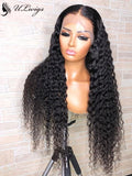 Undetectable Lace Small Curly 180% Density 13*6 Lace Front Wigs [ULWIGS08] - ULwigs