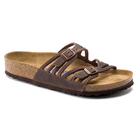 Granda Soft Footbed - Oiled Leather