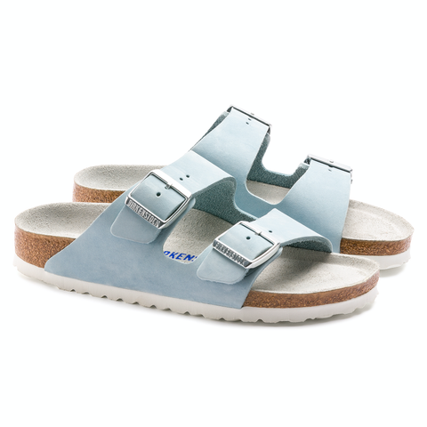Arizona Soft Footbed - Nubuck Leather