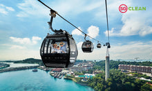 Load image into Gallery viewer, Cable Car ride + Set Lunch at Arbora + 4D Adventureland Admission Ticket