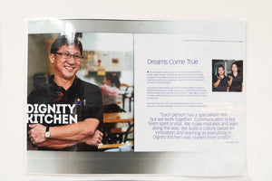 Cook, Bake, Makan at Dignity Kitchen ™ Plus Origin Journeys' Hainanese Heritage Tour