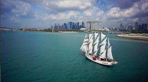 Rediscovery Breakfast Cruise PLUS S.E.A. Aquarium Admission Tickets