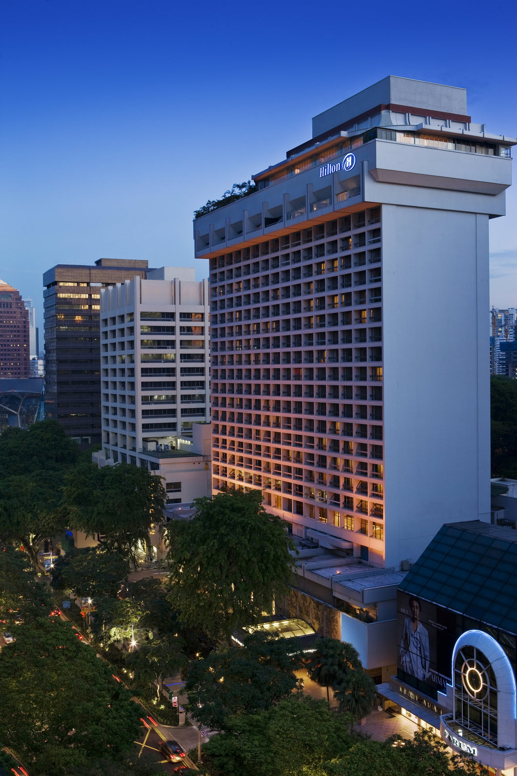 HILTON HOTEL l Deluxe Room l  2 Persons l Popiah Workshop