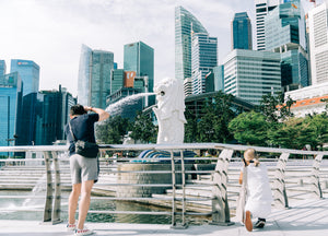 Photography Masterclass and a Rediscovery of Singapore's Civic District