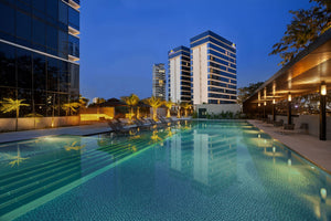 RAMADA HOTEL l 2D1N l 2 Adults and 1 Child l Gardens by the Bay