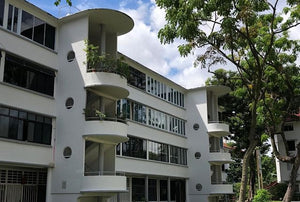 Tiong Bahru Art Deco Treasures Walking Tour (Tour price based on group size of 5 persons)