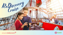 Load image into Gallery viewer, Rediscovery Breakfast Cruise PLUS S.E.A. Aquarium Admission Tickets