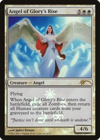 Angel of Glory's Rise [Resale Promos]