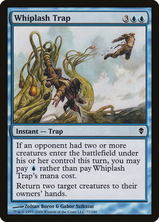 Whiplash Trap [Zendikar]
