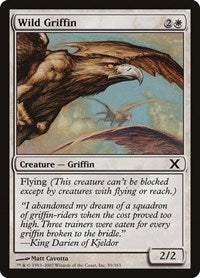 Wild Griffin [Tenth Edition]