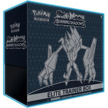 Load image into Gallery viewer, Pokemon - Burning Shadows Elite Trainer Box