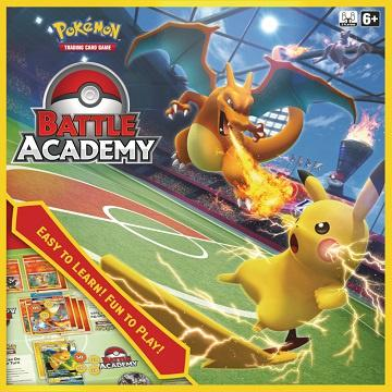 Pokemon - Battle Academy Box Set