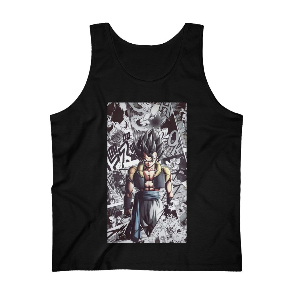 Gogeta Men's Ultra Cotton Tank Top