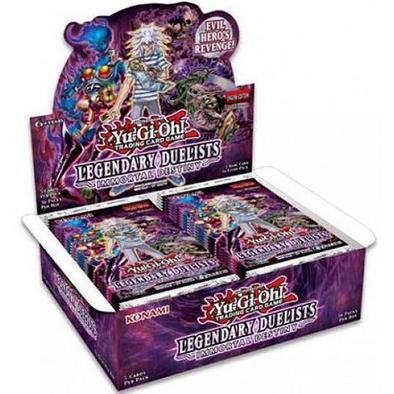 Yugioh - Legendary Duelists 5: Immortal Destiny Booster Box