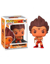Load image into Gallery viewer, Funko Pop! Dragon Ball Z Vegeta (Training)