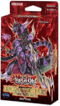 Yugioh - Dinosmasher's Fury Structure Deck (Unlimited)