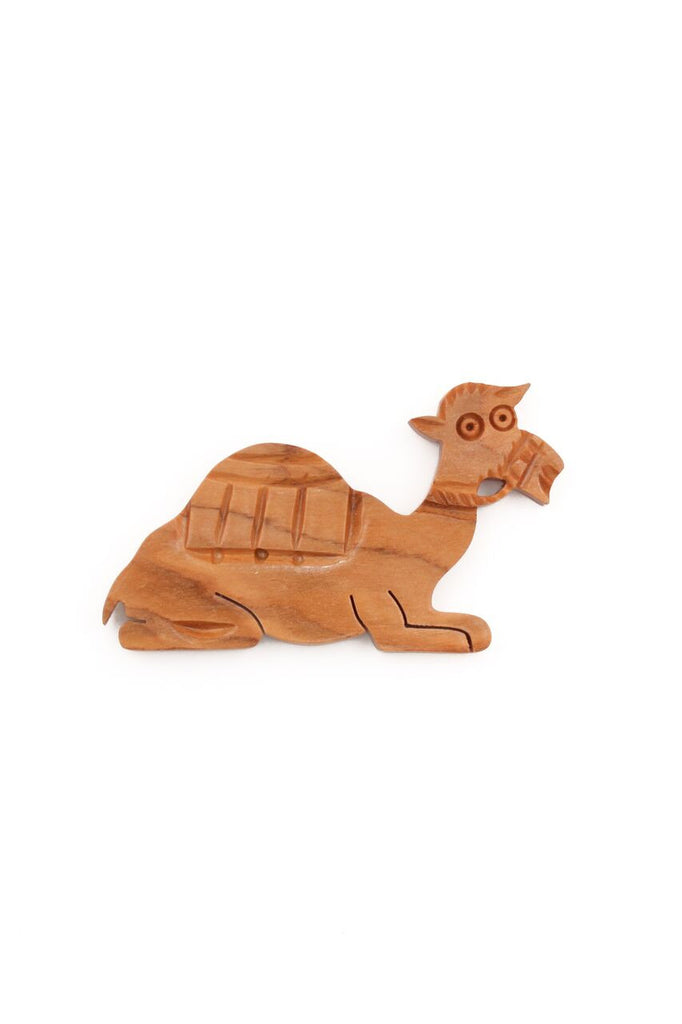 Camel with Harness Magnet