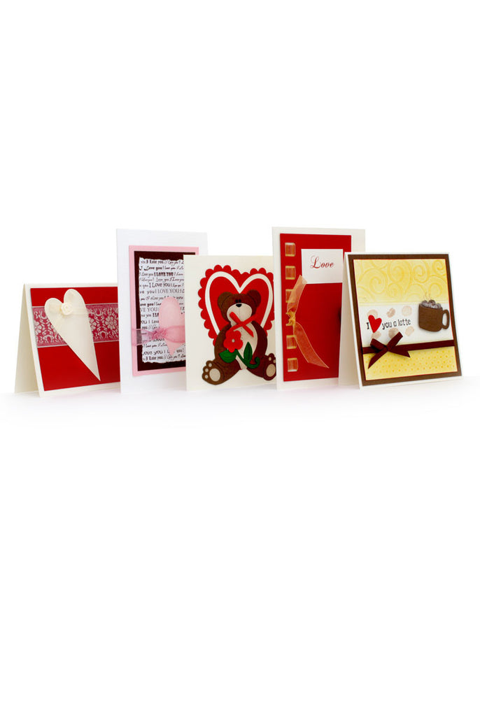 Love Cards - Pack of Five