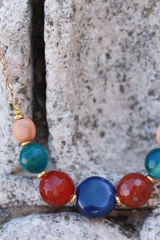 Simply Colorful Necklace