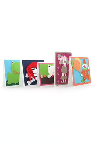 Anytime Children's Cards - Pack of Five