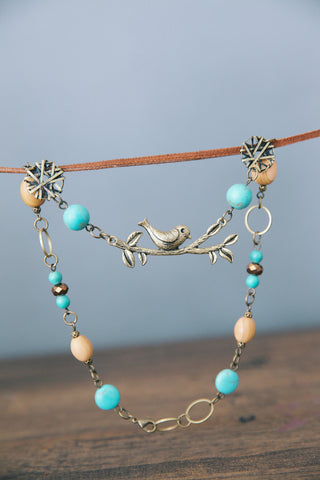 Branching Out Necklace