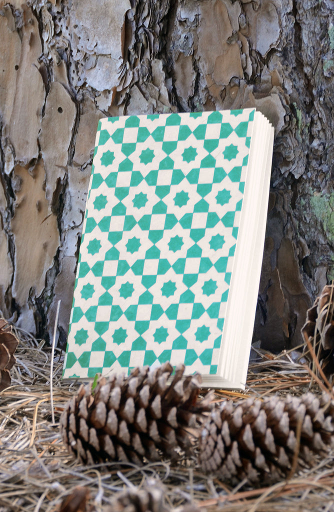 Teal Tile Journal