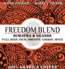 Freedom Blend Fresh Ground Coffee