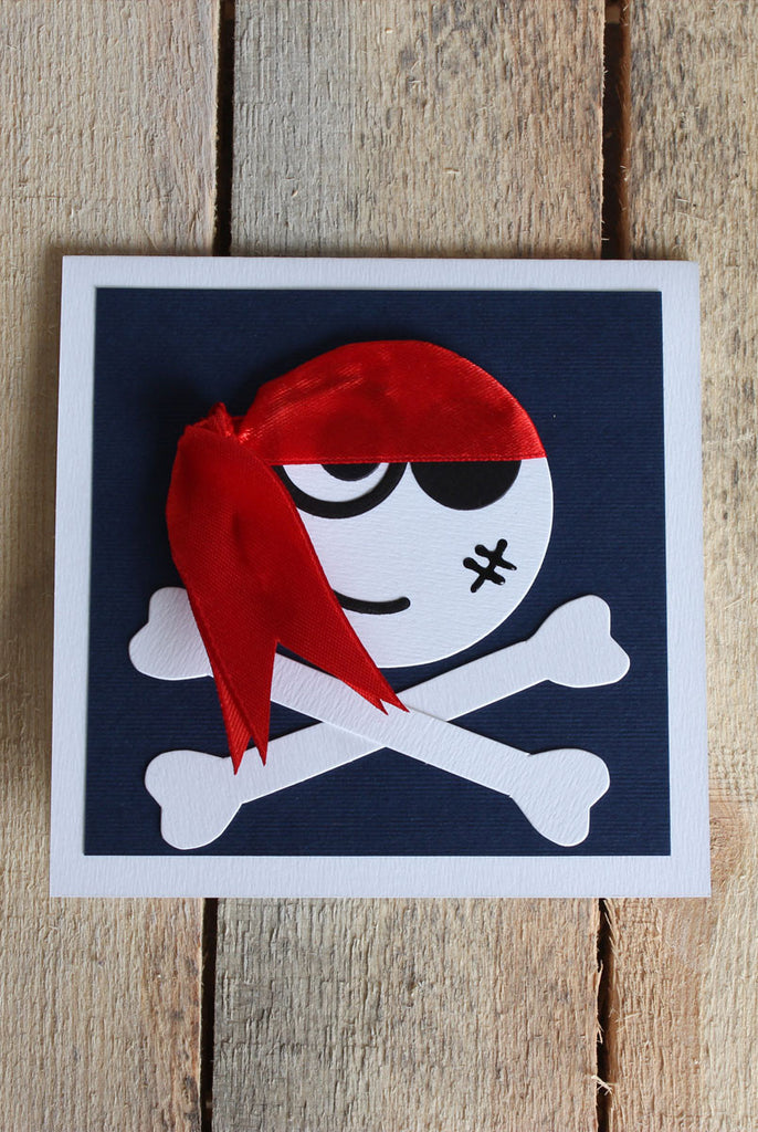 Pirate Children's Card