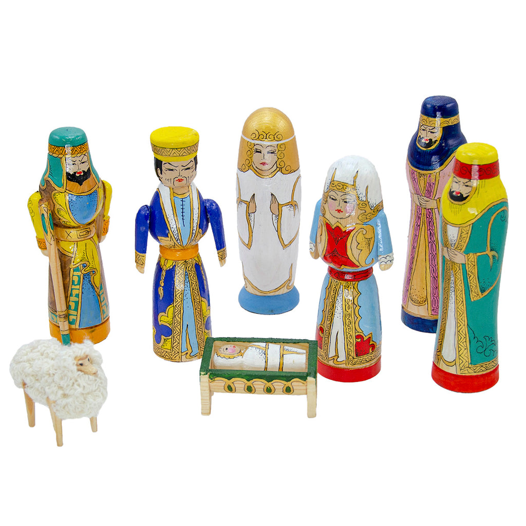Hope! Nativity Set