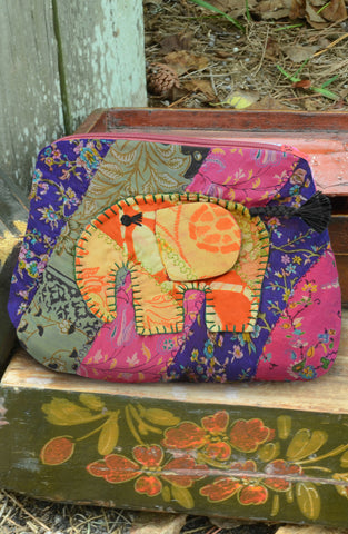 Pink Large Elephant Pouch