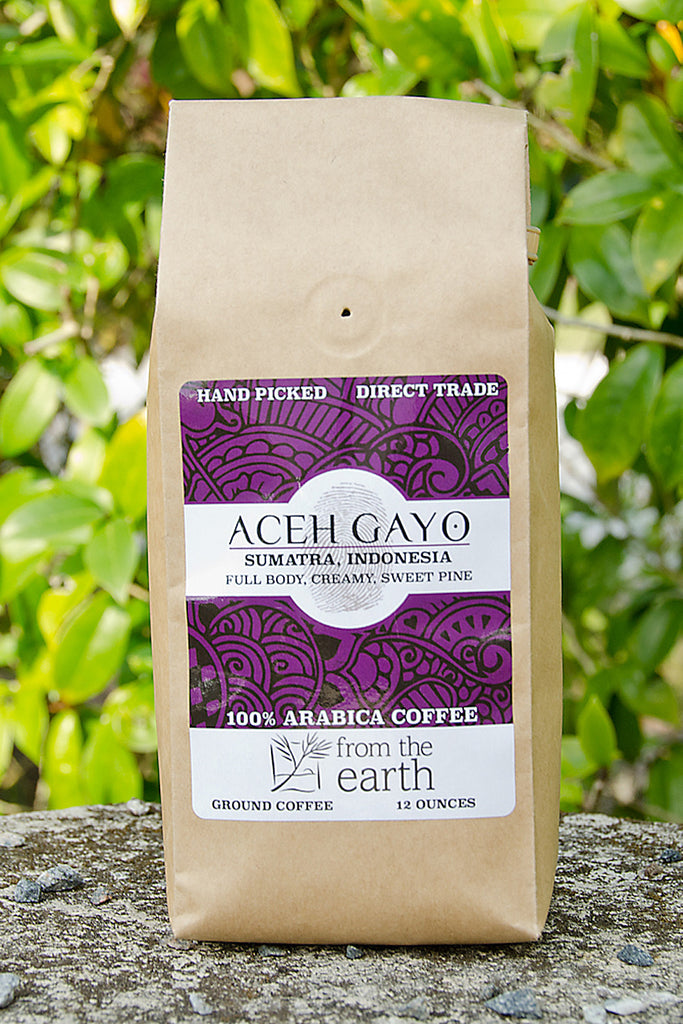Aceh Gayo Fresh Ground Coffee