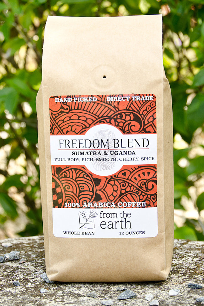 Freedom Blend Whole Bean Coffee