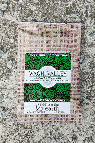 Waghi Valley Sample Coffee